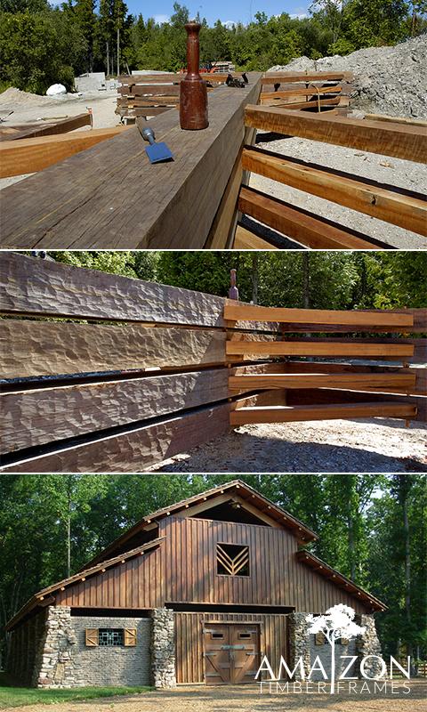 Amazon Timber Frames